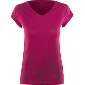 Fjällräven Meadow T-Shirt Women plum